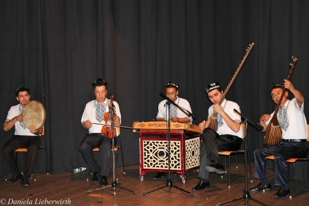 Tarim Ensemble