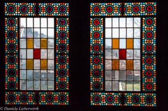Shebeke Fenster - Winterpalast