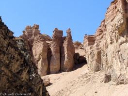 Sharyn Canyon