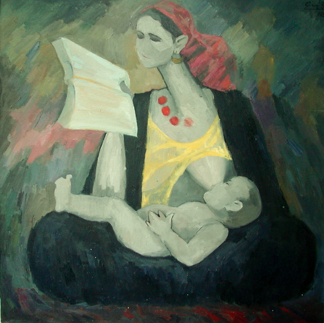 Die Mutter  - Marwayit Hapiz