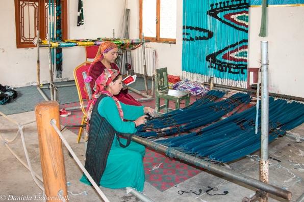 Jiya - Hotan Uigurische Seidenmanufaktur