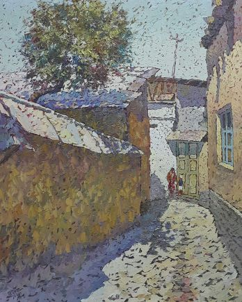 """""""The street of the old city"""""""