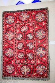 Suzani - G'ijduvan Beginning of 20th Century