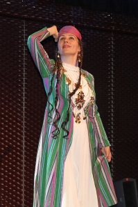 "Katja Daniela Hillebrand, ""Uzbekistan meets Anatolia"" - Foto Amir Siddique"