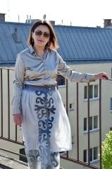 Filz-Seide-Kleidung aus Kirgistan-4.
