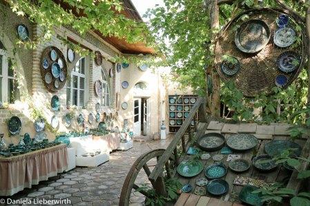 Keramikworkshop Alisher Nazirov