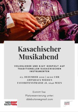 2019-12-03 Kasachischer Kulturabend